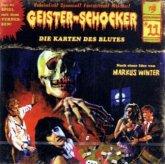 Karten Des Blutes / Geister-Schocker Bd.11 (CD)