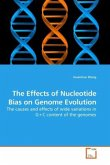 The Effects of Nucleotide Bias on Genome Evolution