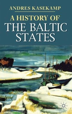 A History of the Baltic States - Kasekamp, Andres