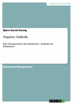 Negative Ästhetik
