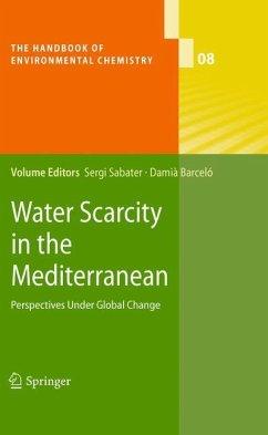 Water Scarcity in the Mediterranean