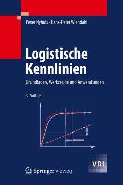 Logistische Kennlinien - Nyhuis, Peter; Wiendahl, Hans-Peter