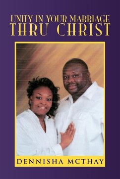 Unity In Your Marriage Thru Christ