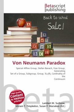 Von Neumann Paradox