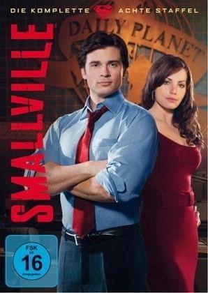 Smallville - Die komplette achte Staffel (6 Discs)