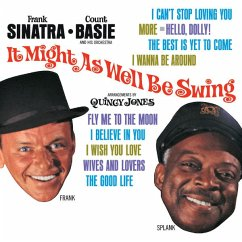 It Might As Well Be Swing - Sinatra,Frank/Basie,Count