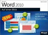 Microsoft Word 2010 auf einen Blick