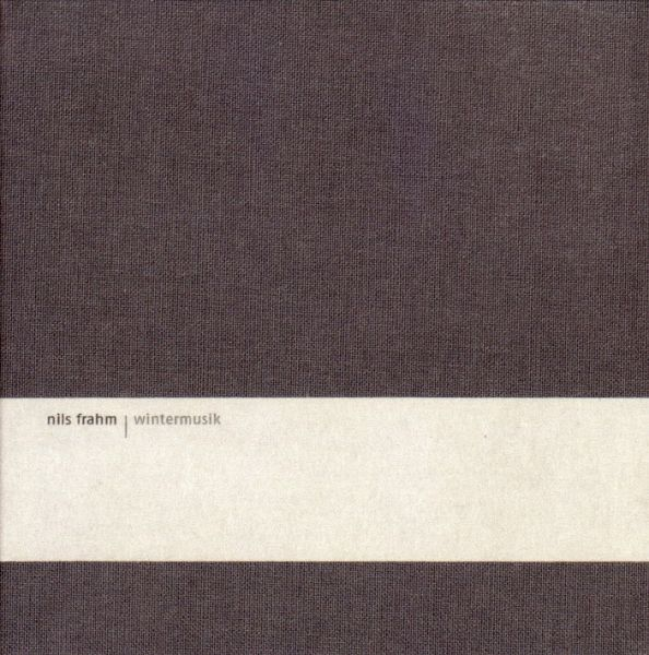 Wintermusik Von Nils Frahm Vinyl Schallplatte