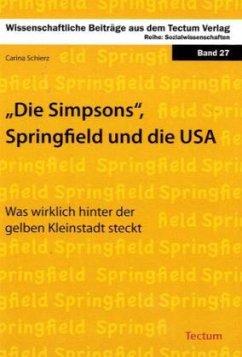 Die Simpsons, Springfield und die USA - Schierz, Carina