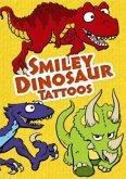 Smiley Dinosaur Tattoos