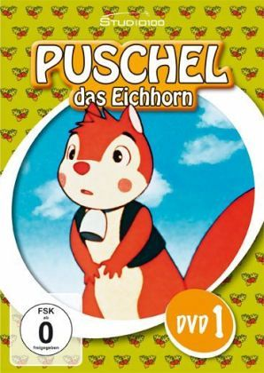 Puschel, das Eichhorn, DVD 1