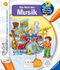 Die Welt der Musik / Wieso? Weshalb? Warum? tiptoi® Bd.3 - Friese, Inka