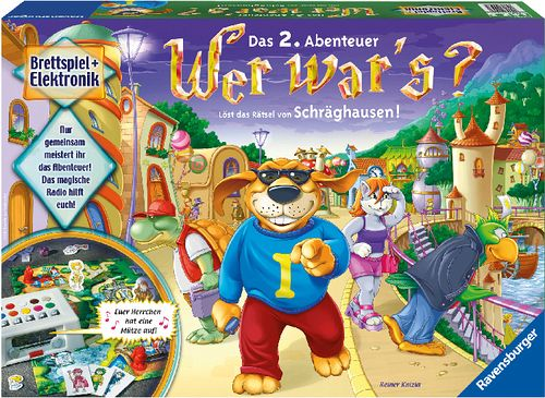 Ravensburger Wer Wars