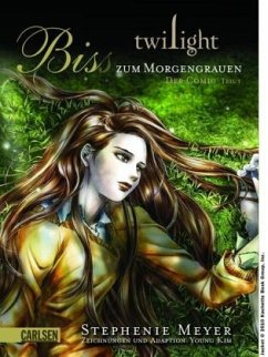 Twilight - Biss zum Morgengrauen / Biss Comic Bd.1 - Meyer, Stephenie