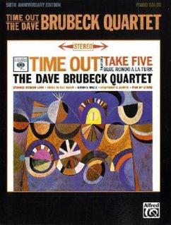 Time out: The Dave Brubeck Quartett - Piano Solos