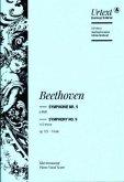 Finale der Sinfonie Nr.9 op.125 (mit der Ode an die Freude), Klavierauszug