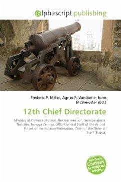 12th Chief Directorate