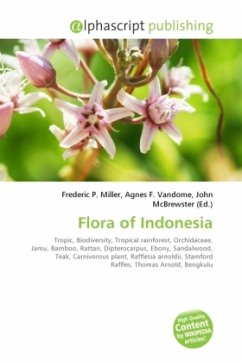 Flora of Indonesia