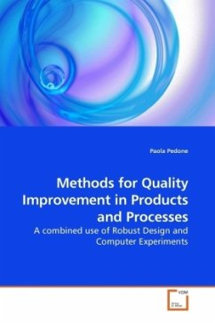 Methods for Quality Improvement in Products and Processes - Pedone, Paola