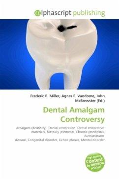 Dental Amalgam Controversy