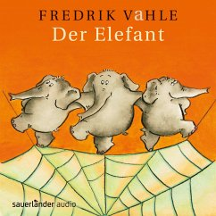 Der Elefant, Audio-CD - Vahle, Fredrik