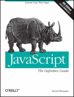JavaScript: The Definitive Guide - Flanagan, David