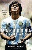 Maradona\Die Hand Gottes, englische Ausgabe