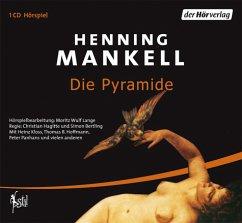 Die Pyramide, 1 Audio-CD - Mankell, Henning