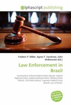 Law Enforcement in Brazil