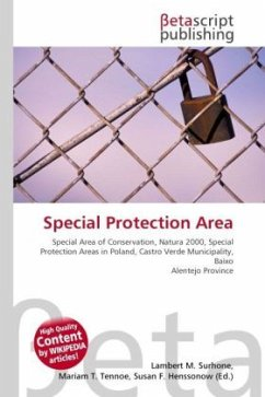 Special Protection Area