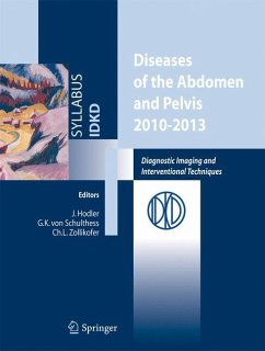 Diseases of the abdomen and Pelvis 2010-2013