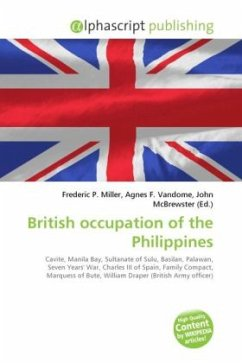 British occupation of the Philippines
