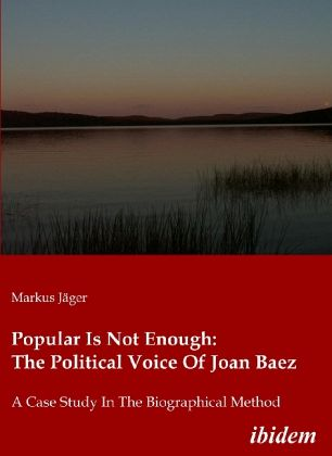 Popular Is Not Enough: The Political Voice Of Joan Baez
