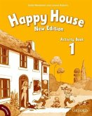 Happy House: 1 New Edition: Activity Book and MultiROM Pack