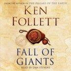 Fall of Giants, 12 Audio-CDs\Sturz der Titanen, 12 Audio-CDs, englische Version