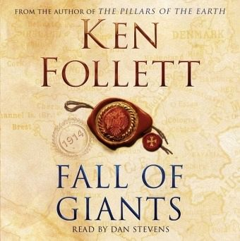 Fall of Giants, 12 Audio-CDs\Sturz der Titanen, 12 Audio-CDs, englische Version - Follett, Ken
