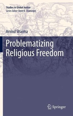 Problematizing Religious Freedom - Sharma, Arvind