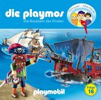 Piraten / Die Playmos Bd.16 (1 Audio-CD)