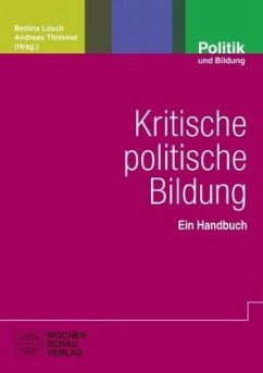 Kritische politische Bildung
