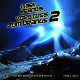 Vorstoß zum Uranus Teil 2 / Weltraumpartisanen Bd.8 (1 Audio-CD)