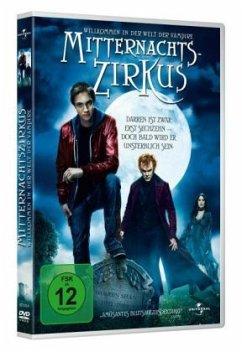 Willkommen in der Welt der Vampire / Mitternachtszirkus Bd.1