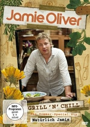 jamie oliver grill 39 n 39 chill das sommer special film auf dvd. Black Bedroom Furniture Sets. Home Design Ideas