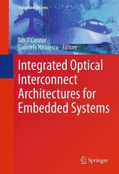 Integrated Optical Interconnect Architectures for Embedded Systems