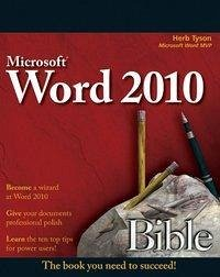 Word 2010 Bible - Tyson, Herb