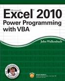 Excel 2010 Power Programming w