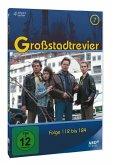 Großstadtrevier - Box 07, Folge 112 bis 124 (4 DVDs)