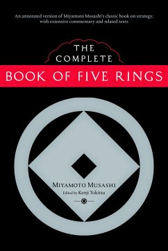The Complete Book of Five Rings - Musashi, Miyamoto