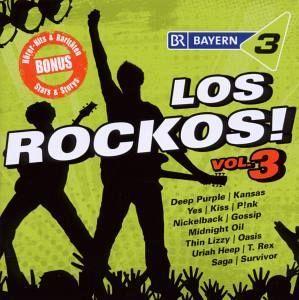 Bayern 3 - Los Rockos! - Vol. 3 - Diverse
