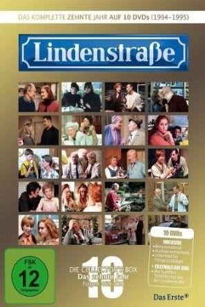 Die Lindenstraße - Das zehnte Jahr (Folge 469-520) (Collector's Box, 10 DVDs)