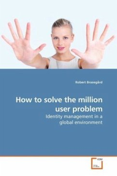 How to solve the million user problem